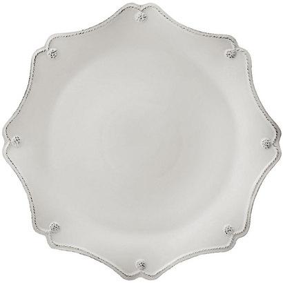 Juliska B&T Scallop Dessert Plate
