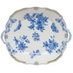 Herend Fortuna Sq Cake Plate