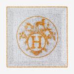 Hermes Mosaique au 24 square plate 5 Gold