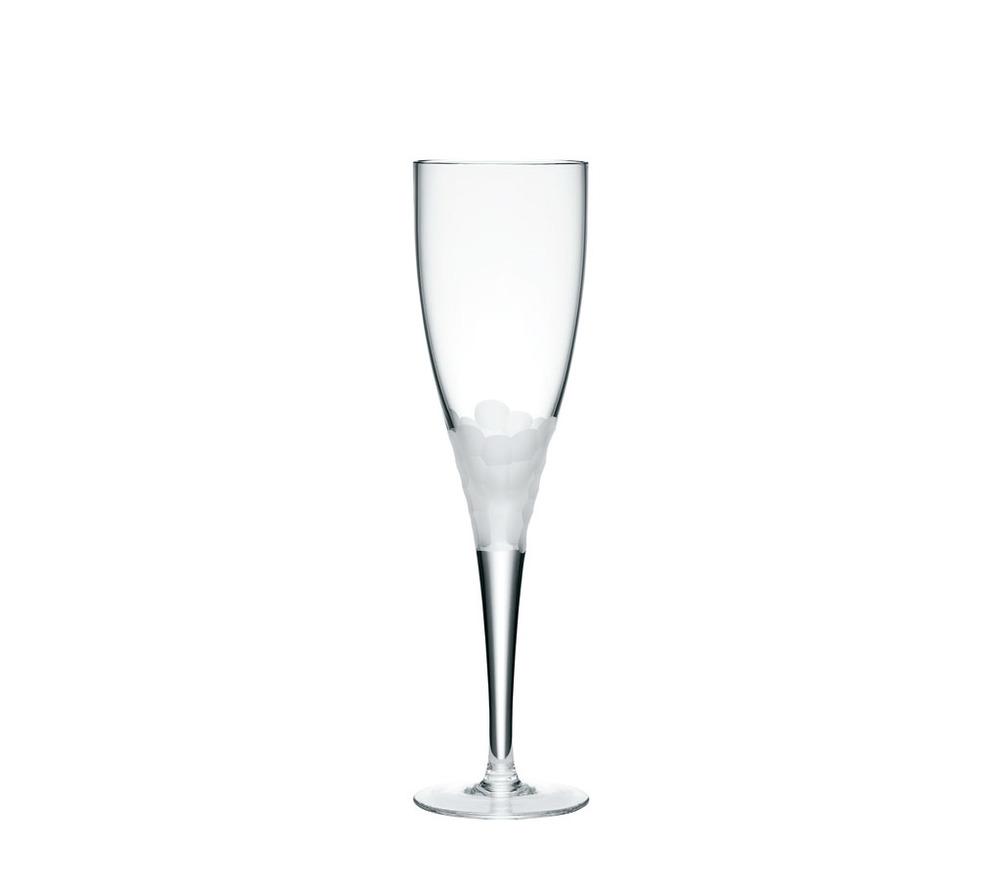 Kim Seybert Paillette White Wine Frost