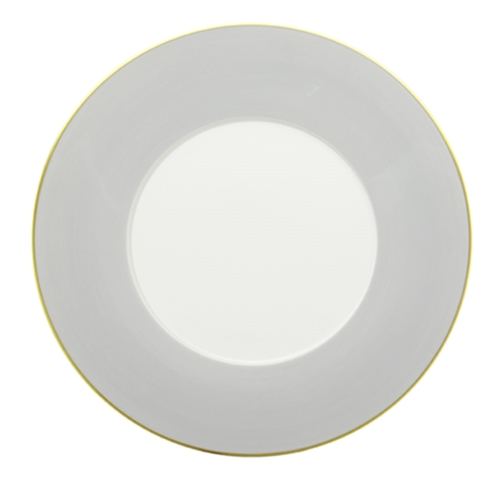 Haviland Lexington Gray Presentation Plate