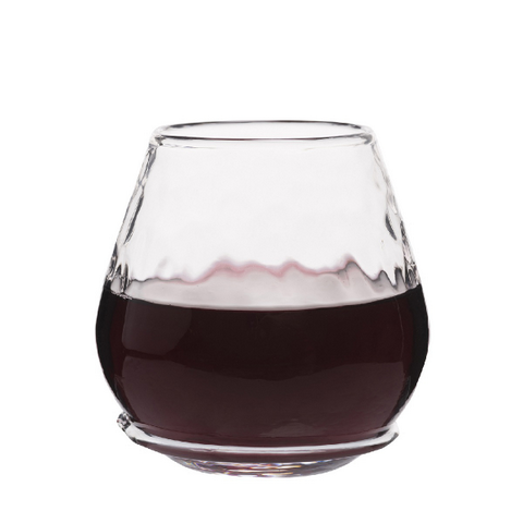 Juliska Carine Stemless Red