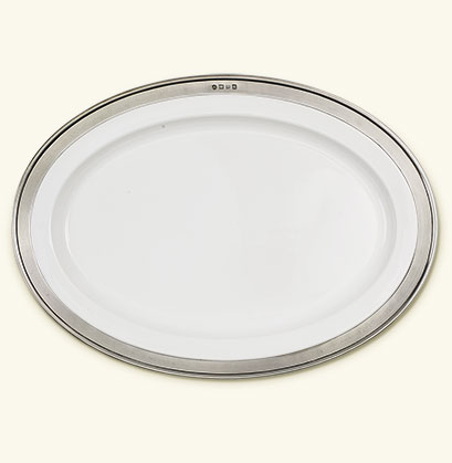 Match Convivio Oval Serving Tray