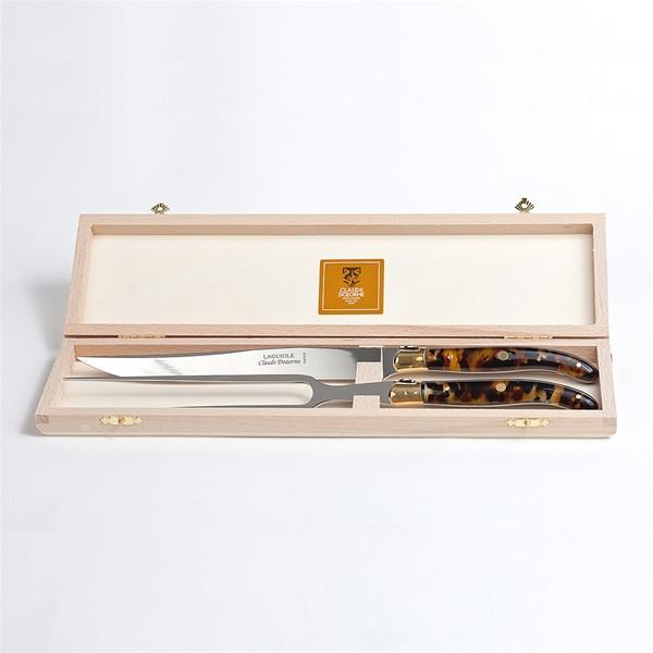 Claude Dozorme Bee Flake Carving Set