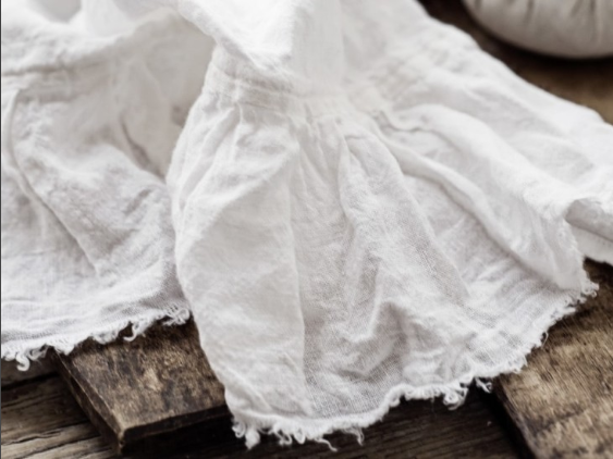 Hale Mercantile Kristina Ayrton Guest Towel