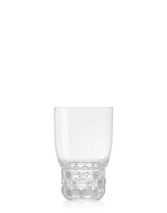 Kartell Jellies Glass Med Chrystal