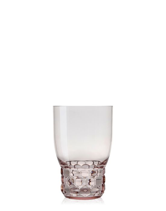 Kartell Jellies Glass Med Rose