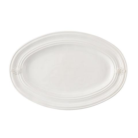 Juliska Acanthus Whitewash 20 Platter