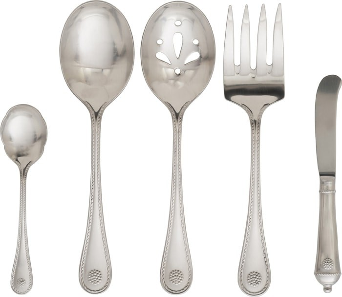 Juliska B&T 5 Pc Hostess Set