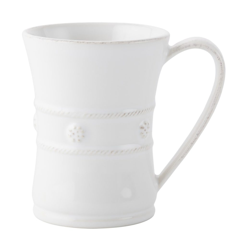Juliska B&T Whitewash Mug