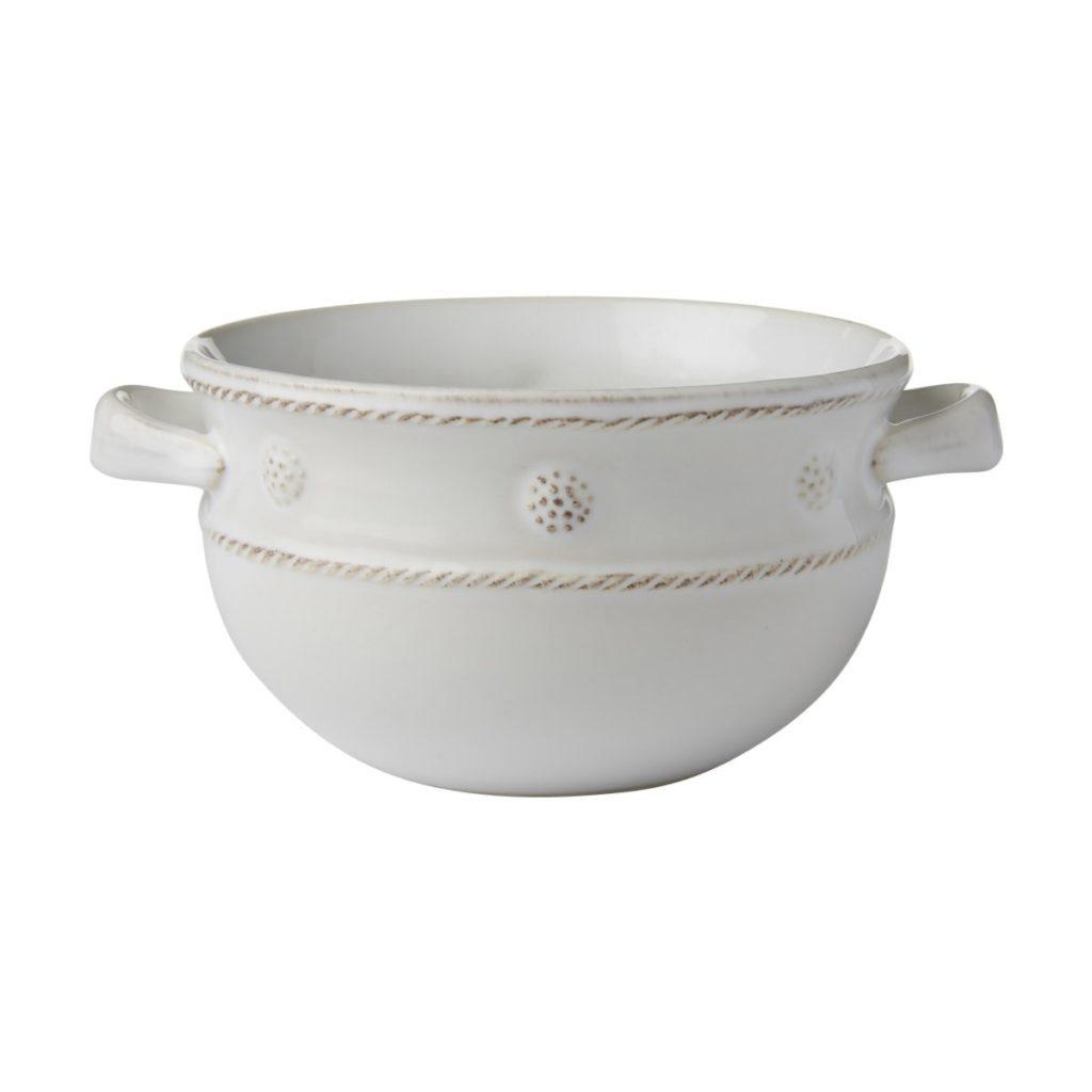 Juliska B&T Whitewash Soup Bowl