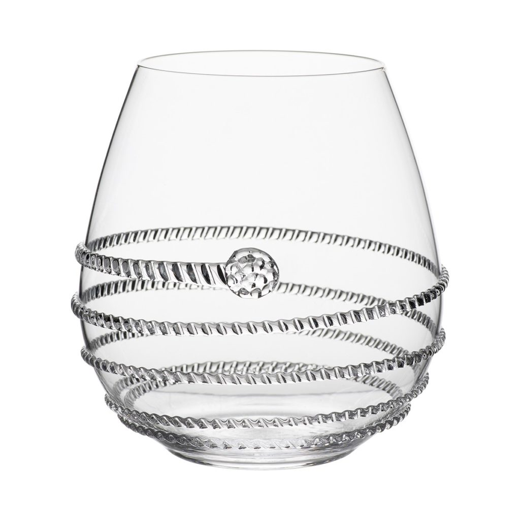 Juliska Amalia Stemless Wine