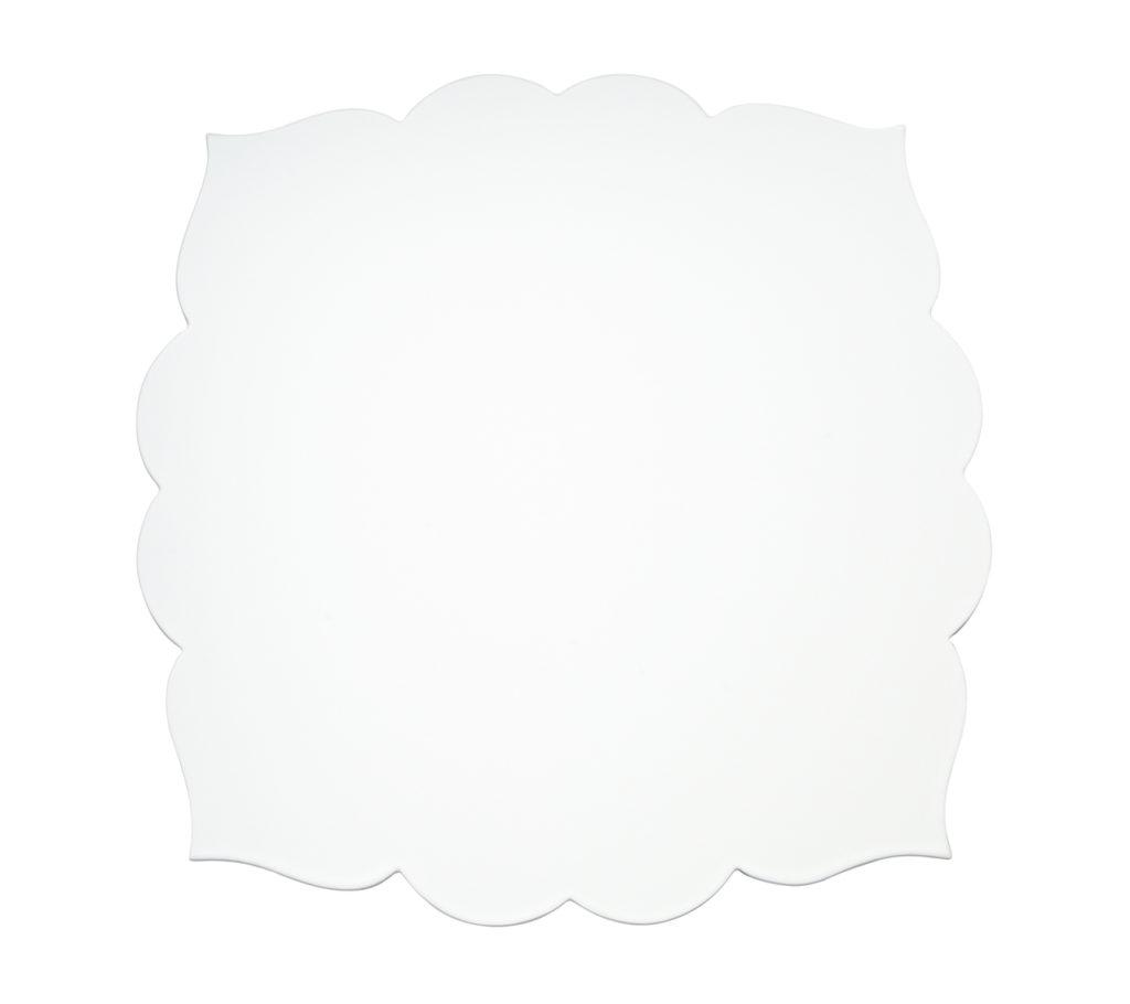 Kim Seybert Fez Placemat White