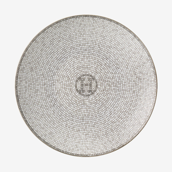 Hermes Mosaique Bread-Butter Plate