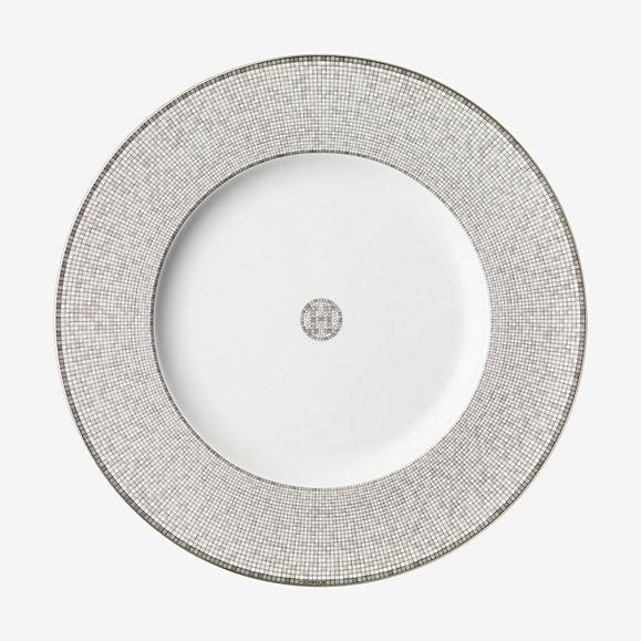 Hermes Mosaique Presentation Plate