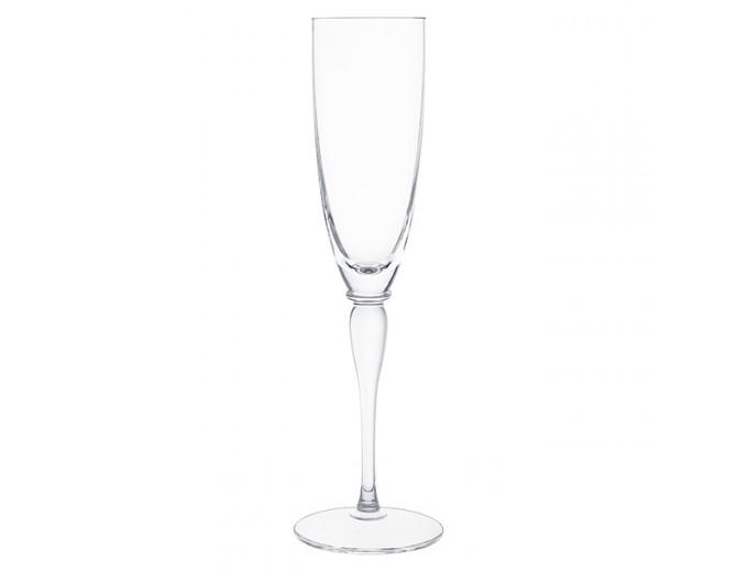 St. Louis Amadeus Champagne Flutes