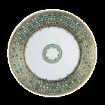 Syracuse Turquoise Dessert Plate